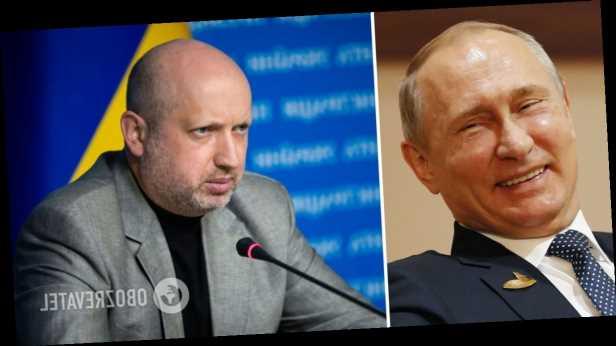 Турчинов: окружению Путина больше всего подходит образ киплинговских »бандерлогов»