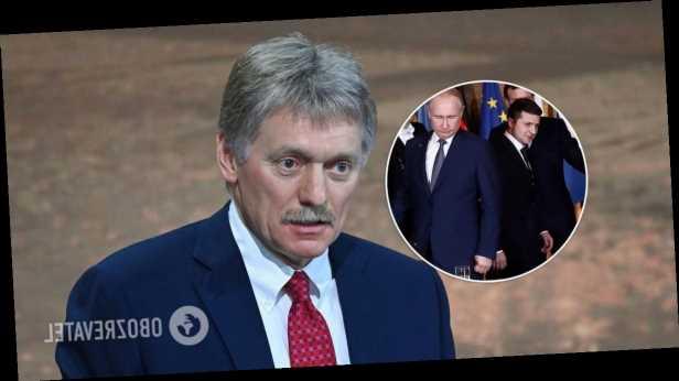 У Путина ответили на идею Зеленского встретиться в Ватикане
