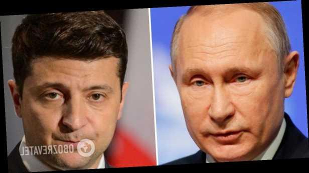 У Путина заявили, что обсуждать Донбасс на встрече с Зеленским не будут