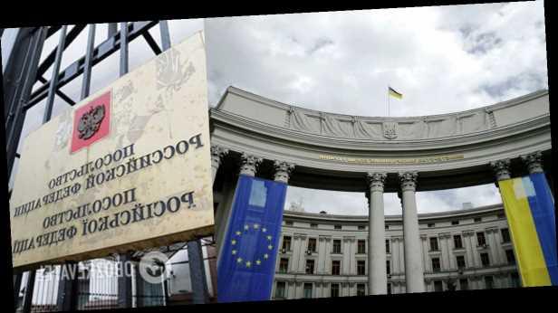 Украина высылает российского дипломата в ответ на задержание консула