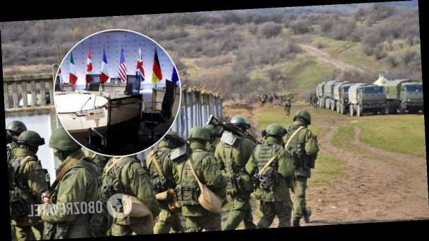 В G7 призвали РФ немедленно прекратить провокации на границе с Украиной
