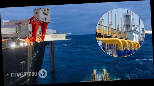 В »Газпроме» рассказали, что может затормозить »Северный поток-2»