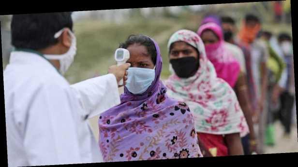 В Индии за сутки COVID-19 заболело почти 350 000 – это четвертый подряд антирекорд