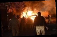 В Пакистане у отеля произошел взрыв, есть погибшие и раненые