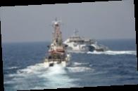 В Персидском заливе произошла  стычка  США и Ирана