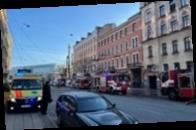В Риге горел хостел, погибли восемь постояльцев