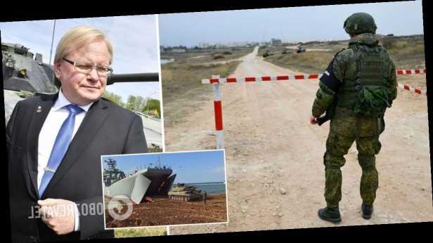 В Швеции назвали отвод российских войск от Украины »дымовой завесой»