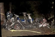 В США два человека погибли при аварии в Tesla без водителя