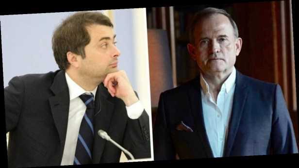В сеть попали новые записи разговора Медведчука и Суркова: обсуждали Контактную группу по Донбассу
