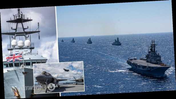 Великобритания отправит свои военные корабли в Черное море – СМИ