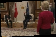 В Турции прокомментировали инцидент со стулом для главы ЕК