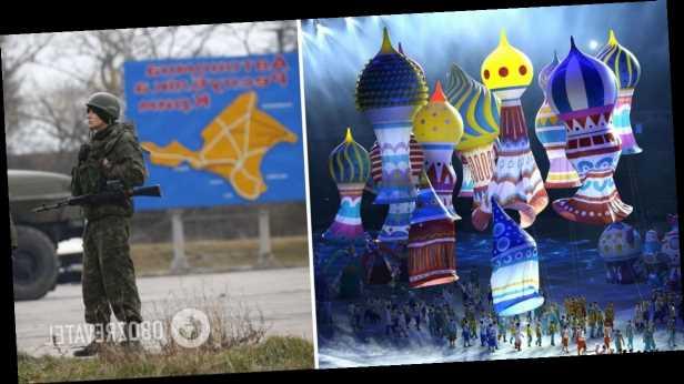 »Слуга народа»: в СБУ знали, что Олимпиада в Сочи была прикрытием подготовки к оккупации Крыма