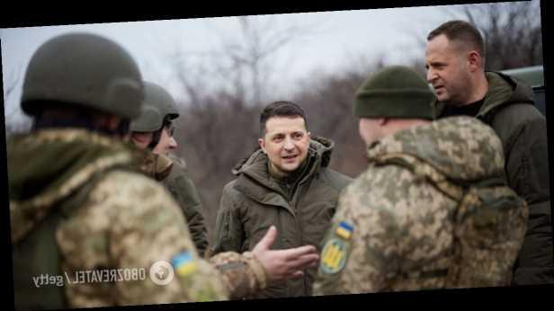 Зеленский срочно отправился на Донбасс из-за обострения