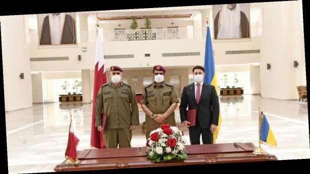 В ходе визита Зеленского в Катар был подписан Меморандум о сотрудничестве