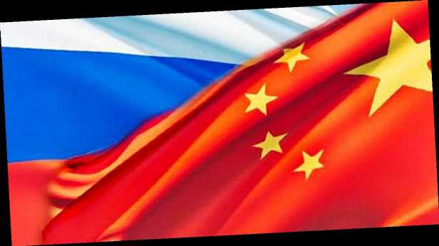 Аnti-colorados: Китай проводит над Россией опыты