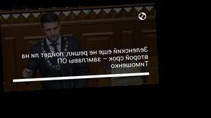 Зеленский еще не решил, пойдет ли на второй срок – замглавы ОП Тимошенко