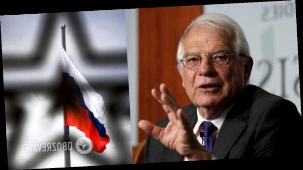 Боррель и Блинкен обсудили присутствие войск России на границе с Украиной
