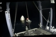 Crew Dragon успешно приводнился в океане