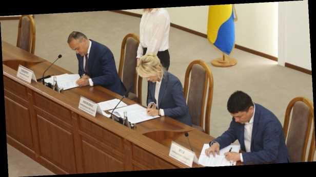 ДТЭК и Николаевская область заключили меморандум о строительстве ветроэлектростанции