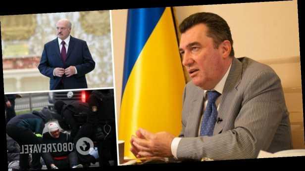 Данилов сказал, когда СНБО рассмотрит санкции против соратников Лукашенко