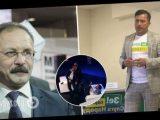 Экс-нардеп Барна устроил драку со »слугой» в прямом эфире и обозвал его »зеленым быдлом». Видео