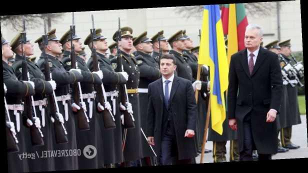 Глава Литвы пообещал содействовать Украине в возвращении Донбасса