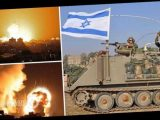 Израиль начал наземную операцию против ХАМАСа в секторе Газа. Фото и видео