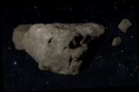 К Земле близится огромный астероид