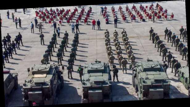 Крупнейшие военные учения 27 стран стартовали в Албании. Фото