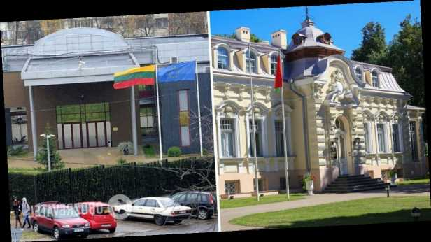 Литва решила выслать двух белорусских дипломатов: Минск ответил тем же