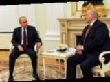 Лукашенко и Путин поговорили об Украине