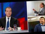 Медведев грубо прокомментировал дело Медведчука-Козака и заявил о »политическом слабоумии» в Украине