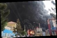 На химзаводе в Иране произошел мощный взрыв — СМИ