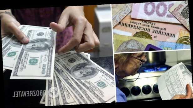 Новый курс доллара, перерасчет пенсий и подорожание газа: что ждет украинцев в июне