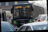 Общественный транспорт в Грузии остановился