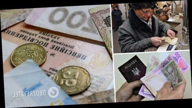Пенсии от 10 тыс. грн: кто и какие выплаты получает в Украине