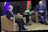 Путин и Лукашенко обсудили события вокруг Беларуси