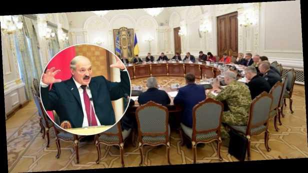 СНБО и МИД Украины готовятся ввести санкции против сторонников Лукашенко – Енин