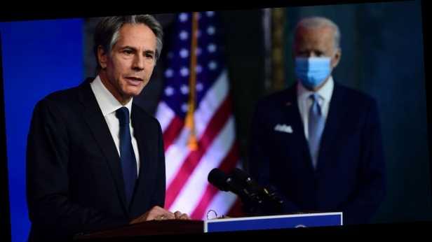 США твердо выступают против »Северного потока-2»: Блинкен сделал заявление
