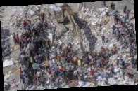 Сектор Газа заявил о повреждении 10 тысяч зданий