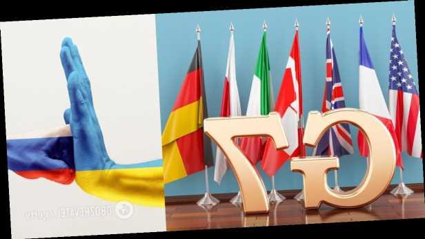 Страны G7 поддержали Украину и пообещали следить за агрессией России