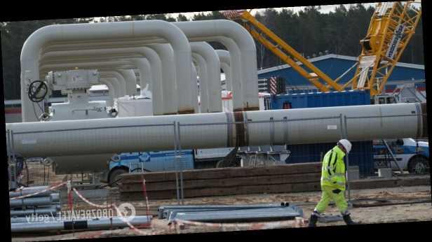 Строительство газопровода »Северный поток-2» остановилось: озвучена причина