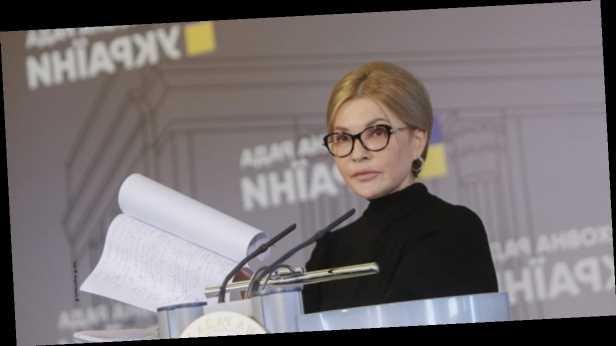 Тимошенко: парламент проголосовал за распродажу украинской земли вопреки воле народа