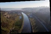 Турция начинает строительство канала Стамбул