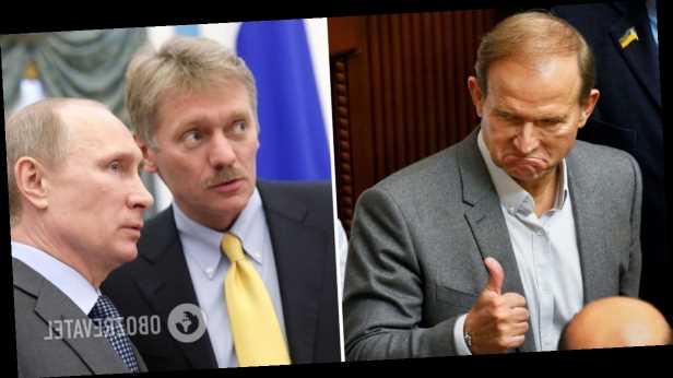 У Путина ответили на идею обменять Медведчука