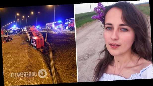 Украинка, пострадавшая в ДТП в Польше, умерла после двух месяцев в больнице
