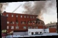 В Гамбурге в офисном здании произошел взрыв – СМИ