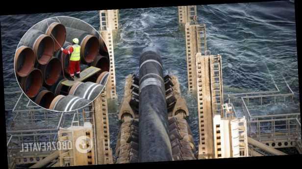 В Германии экологи заблокировали строительство »Северного потока-2»