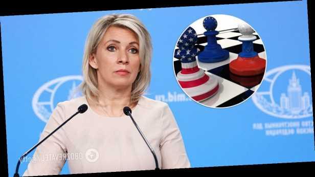 В Москве пожаловались на козни Запада, сдерживающие Россию