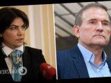 Венедиктова ответила, будет ли обжаловать домашний арест Медведчука
